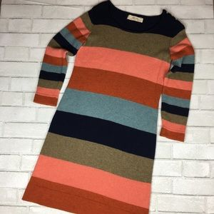 Anthropologie Isabella Sinclair Sweater Dress Med